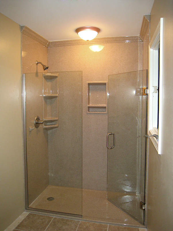 Onyx Bathroom tile showers